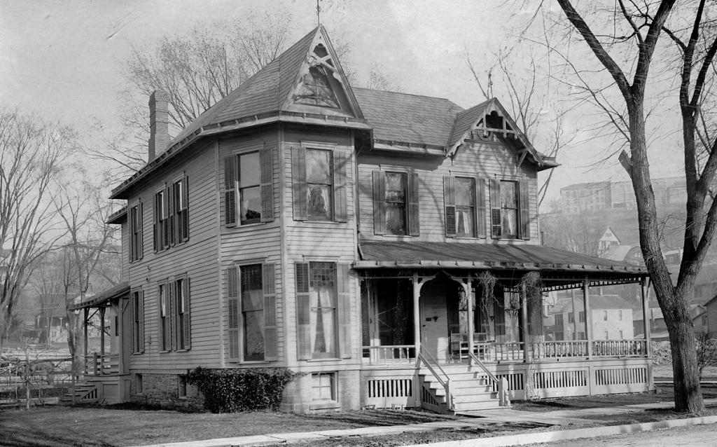 Finger Lakes House Styles - Margaret Hobbie